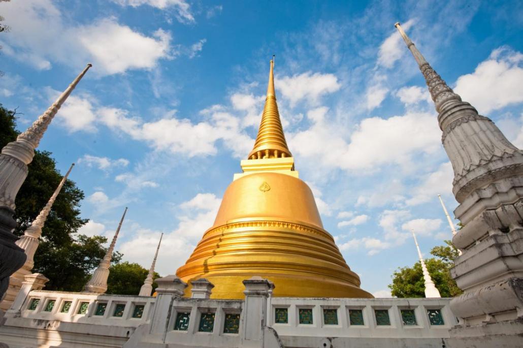 Wat Sue Tempel Ayutthaya Historical Park