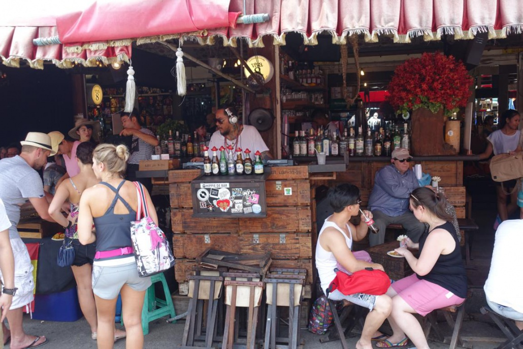 Chatuchak Market Bangkok Restaurant