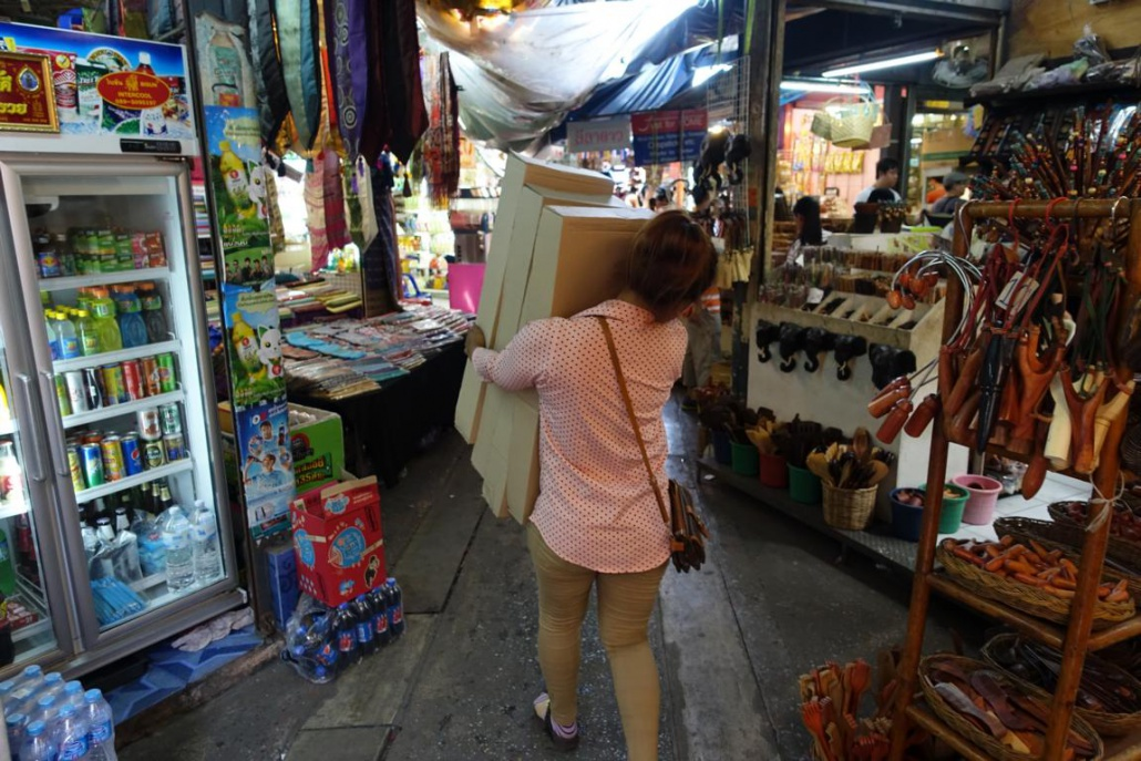 Chatuchak Market Bangkok Shopping